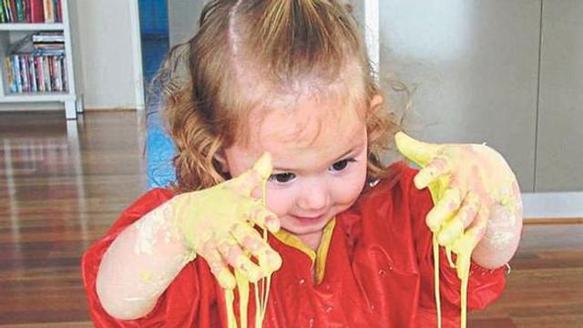 Çocukların elinden düşmeyen oyuncakta egzama tehlikesi
