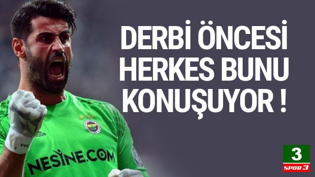 Beşiktaş maçında Volkan mı, Kameni mi oynayacak ?