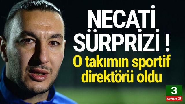 Necati Ateş, o takımın Sportif Direktörü oldu