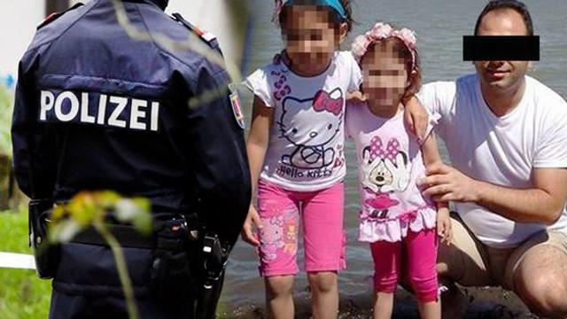 Avusturya'da Türk baba cinnet getirdi !