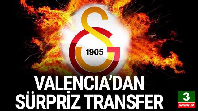 Galatasaray'dan sürpriz transfer !