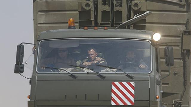 Rusya önce uyardı sonra asker gönderdi !