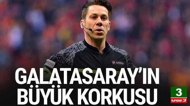 Galatasaray'da Fırat Aydınus korkusu !