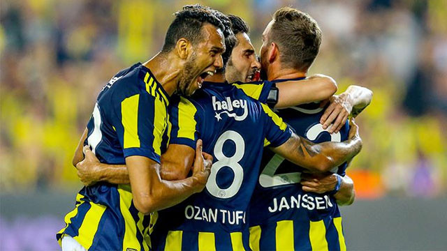 Fenerbahçe-Beşiktaş: 2-1
