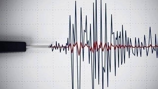Bodrum'da korkutan deprem ! Halk sokağa döküldü