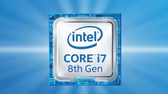 Intel 8. nesil masaüstü yongalarını piyasada