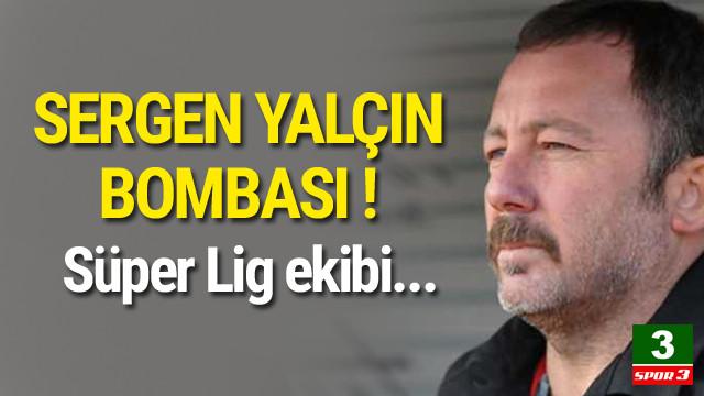 Malatyaspor'dan Sergen Yalçın'a teklif