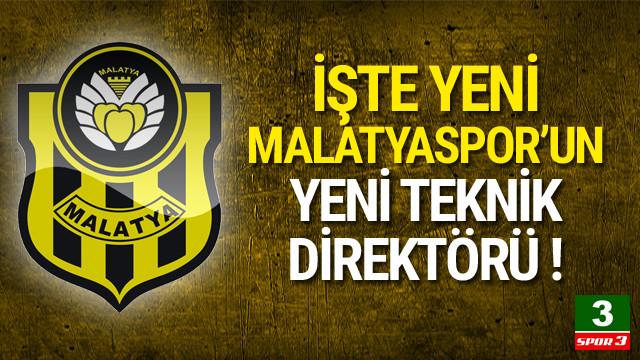 Malatyaspor'un yeni hocası belli oldu