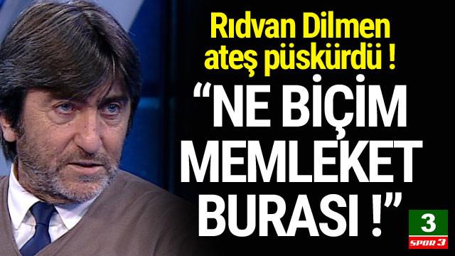 Rıdvan Dilmen'den TFF'ye sert tepki