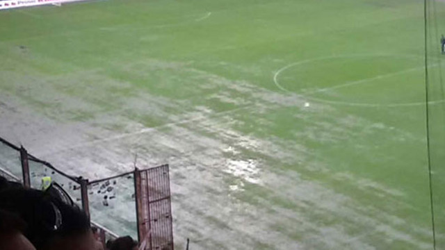 Sampdoria - Roma maçı ertelendi