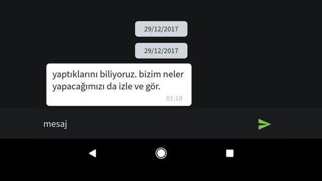 Türkiye'yi ''dehşete'' düşüren telefon mesajı !