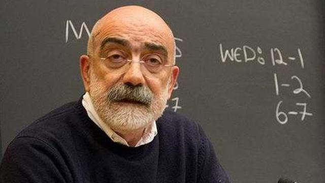 Ahmet Altan'a Cumhurbaşkanı'na hakaretten ceza