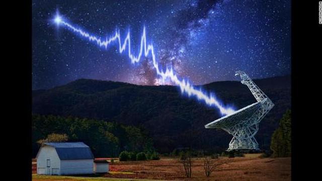 Gizemli radyo ışınlarıyla ilgili ürküten teori