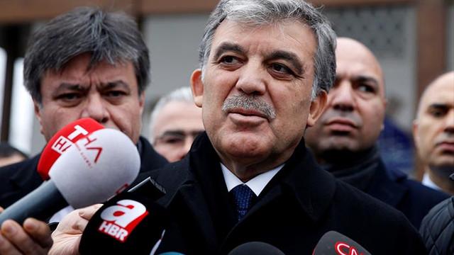 Abdullah Gül'den bir açıklama daha: Polemik istemiyorum