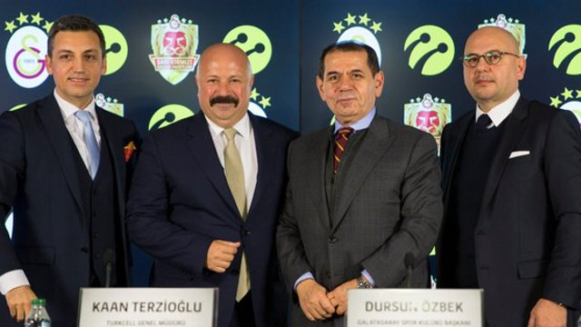 Galatasaray Turkcell ile anlaştı !