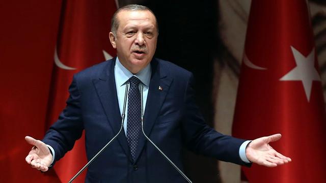 Erdoğan'dan 10 yıllık fırça !