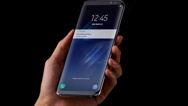 Samsung Galaxy S9 basına sızdı