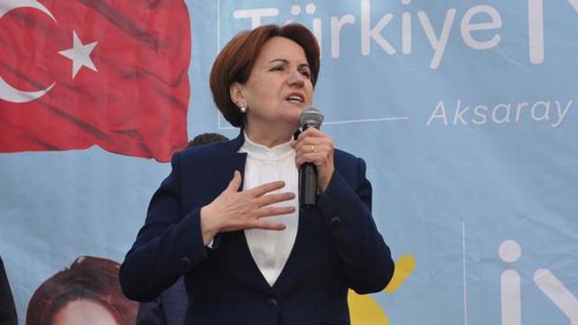 Akşener'den FETÖ iddialarına yanıt: ''Politikayı bırakırım''
