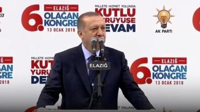 Cumhurbaşkanı Erdoğan: ''Herkes haddini bilecek''