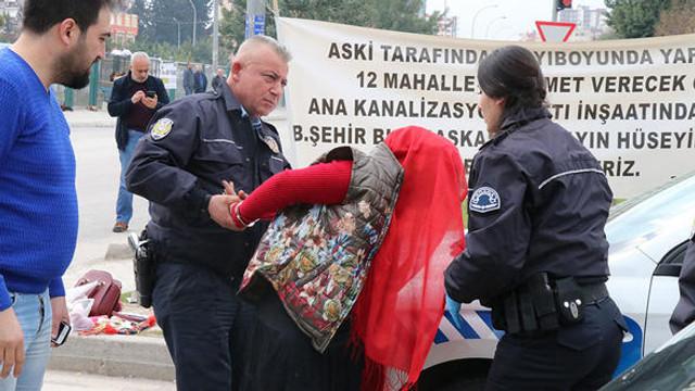 Adana'da polisi alarma geçiren ihbar