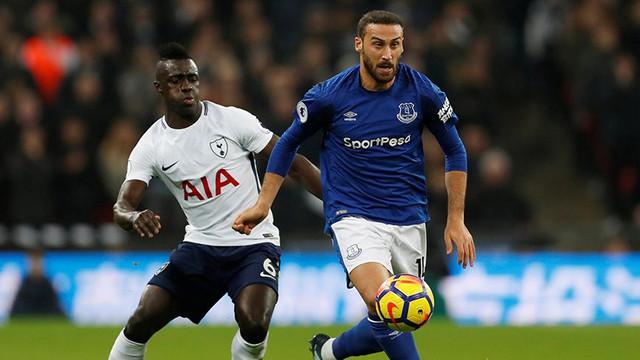 Cenk Tosun'lu Everton dağıldı !