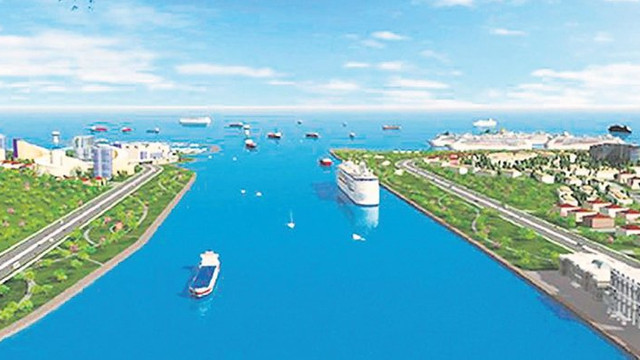 Yüzde 50 Kanal İstanbul zammı geliyor !