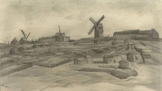 Van Gogh'un yeni bir resmi bulundu