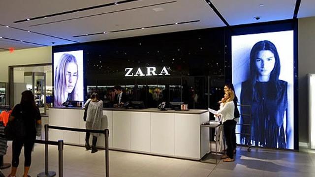 30130b688d6d9 Zara Türkiye'den çıkıyor mu ? Resmi açıklama geldi | Ekonomi