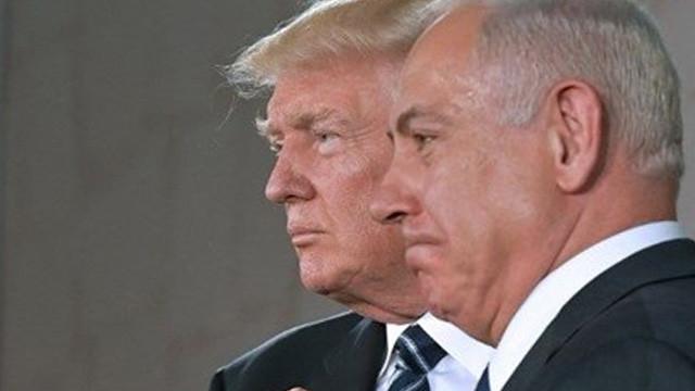 İsrail'e soğuk duş ! Trump, Netanyahu'yu yalanladı