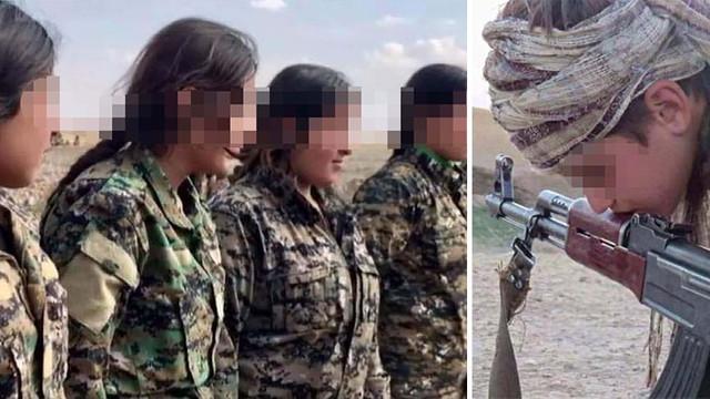 PKK/PYD çocukları zorla silah altına alıyor