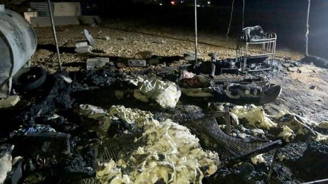 PYD/PKK Afrin'den yine saldırdı