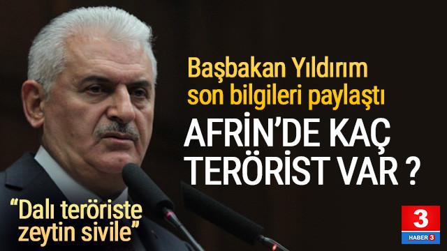 Başbakan Yıldırım: Saat 11:05 itibariyle kara operasyonu başladı