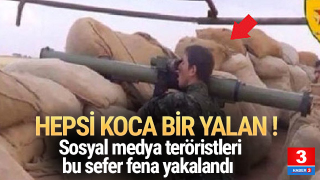 Sosyal medyada kirli kara propaganda