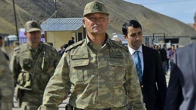 Darbecilerin hedefiydi, şimdi Afrin harekatını yönetiyor