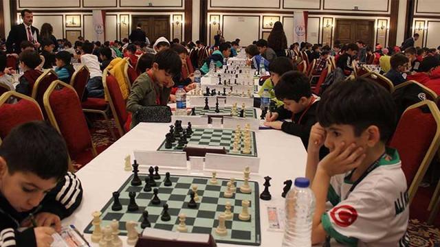 Dev satranç organizasyonu sona erdi