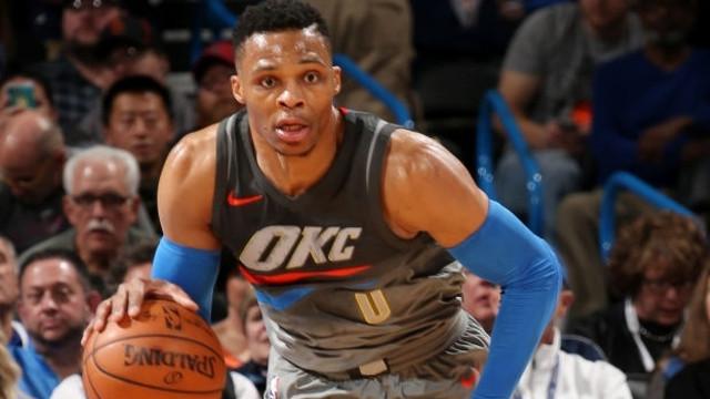 Ne yaptın Westbrook ! Tam 46 sayı...