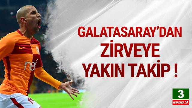 Galatasaray 'dan Osmanlı tokadı