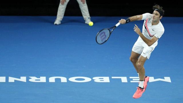 Roger Federer Avustralya Açık'ta şampiyon oldu !