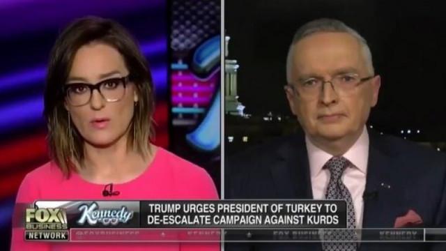 Canlı yayında Türkiye aleyhine skandal yayın