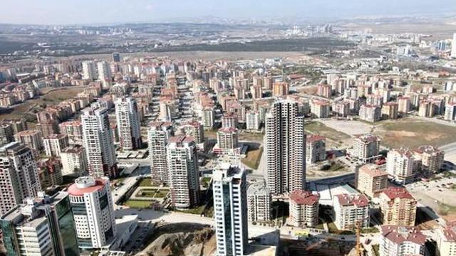 Türkiye'nin en pahalı 20 ilçesi belli oldu