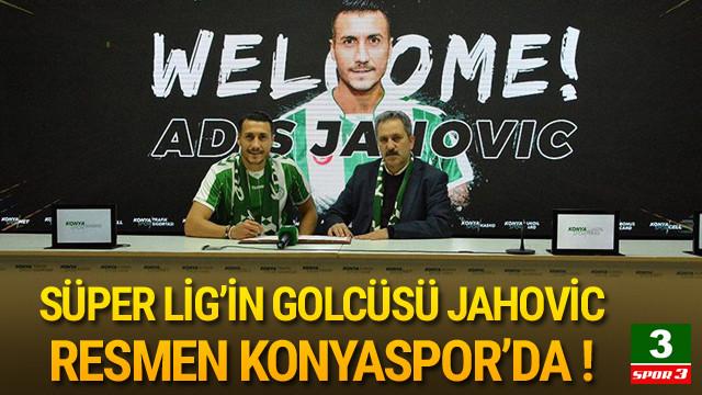 Adis Jahovic resmen Konyaspor'da !