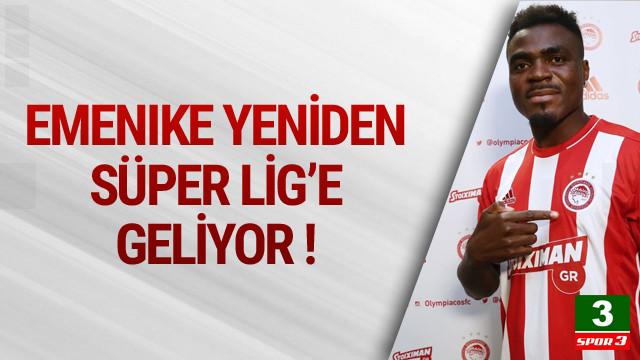 Alanyaspor'dan Emenike bombası !