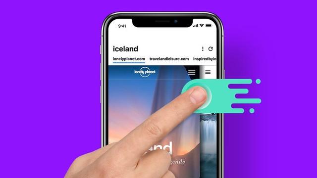 İnternette daha hızlı aramaya yapmayı sağlayan mobil tarayıcı
