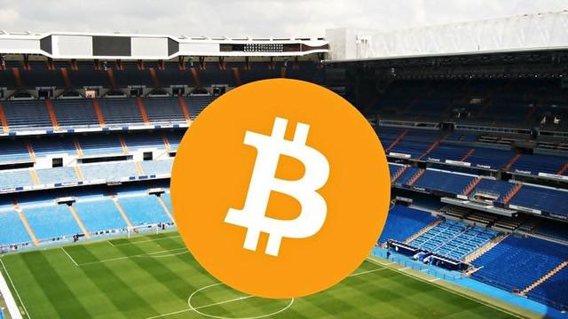 Santiago Bernabeu modaya uydu: Bitcoin !