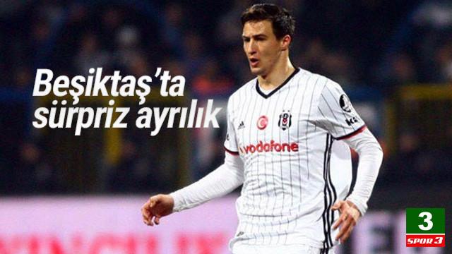Beşiktaş'ta sürpriz ayrılık ! Vida geldi, o gidiyor