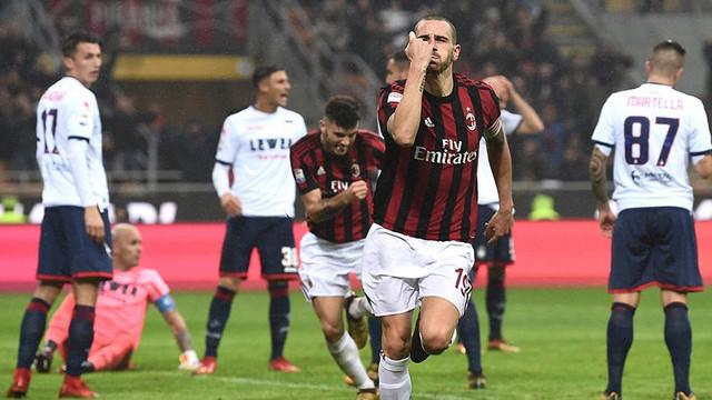Milan 1 attı 3 aldı !