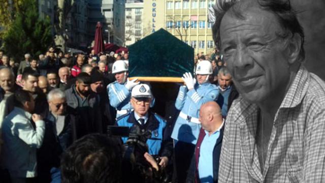 Elveda Mahmut Hoca... Münir Özkul son yolculuğuna uğurlandı