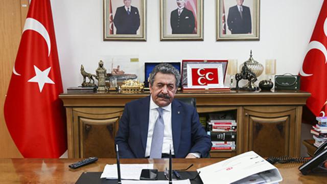 MHP'nin af yasasını hazırlayan vekili: ''Erdoğan'a kırgınım''