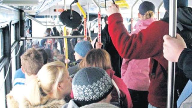 İstanbul'da yolcu otobüsünde taciz dehşeti