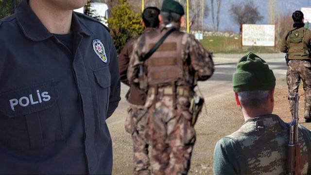 Polis, asker ve koruculara müjde